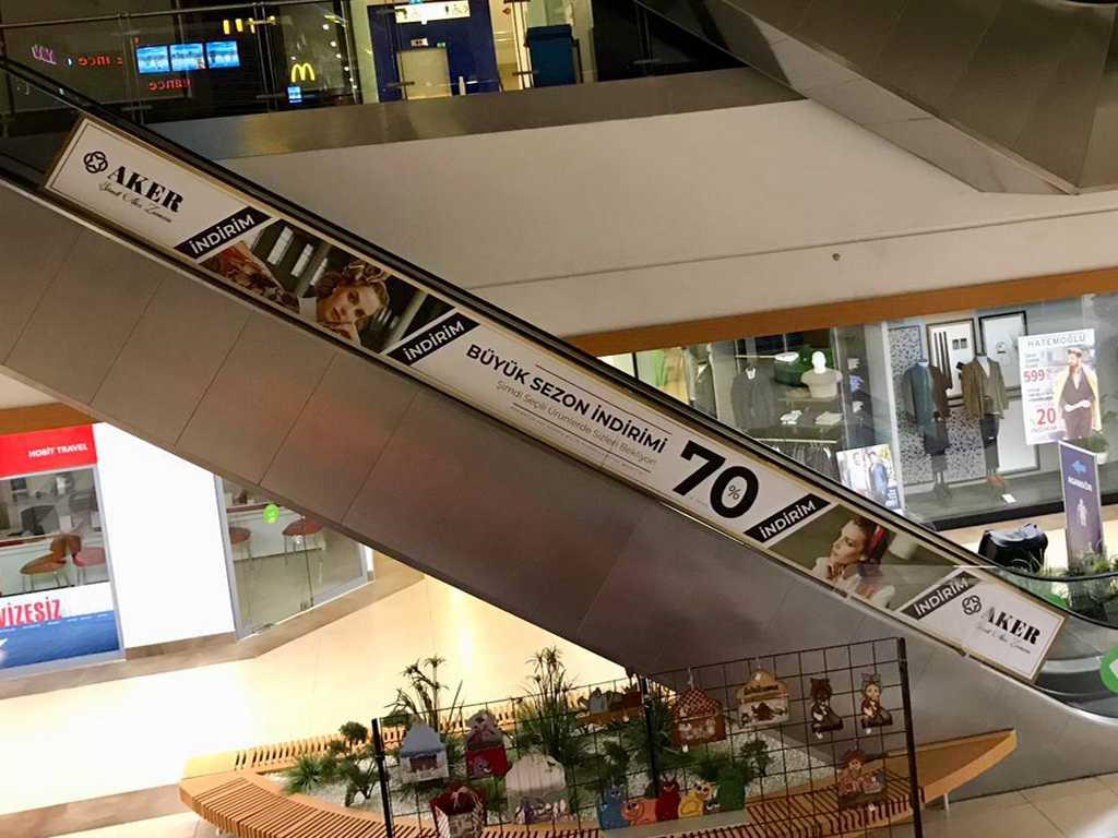 Asansör Merdiven Giydirme